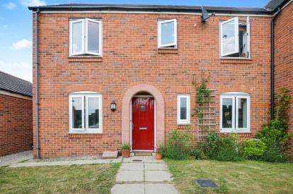 3 Bedrooms Semi Detached House for sale in Little Overwood, West Timperley, Altrincham, Greater Manchester