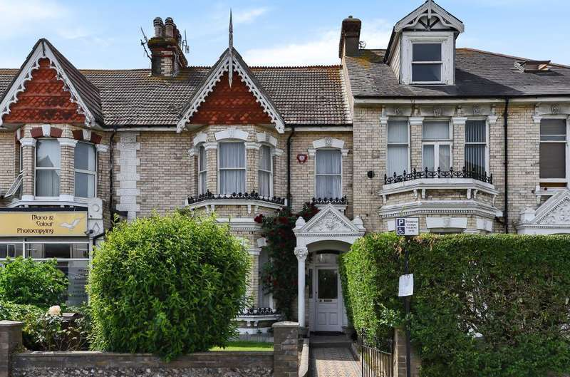 4 Bedrooms Terraced House for sale in Station Road, Portslade, East Sussex, BN41 1DF