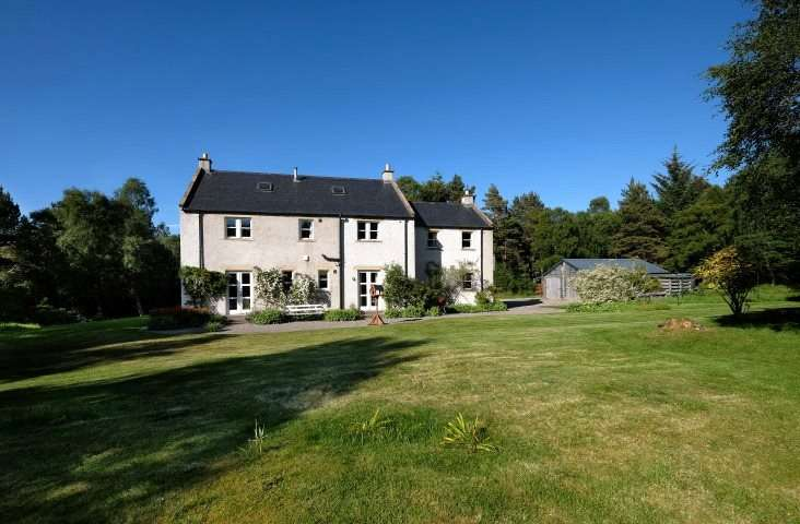 4 Bedrooms Detached House for sale in Mill of Remichie, Dallas, Forres, Moray, IV36