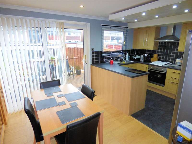 3 Bedrooms End Of Terrace House for sale in Warley Road, North Shore, Blackpool