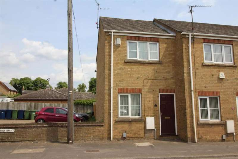 1 Bedroom End Of Terrace House for sale in Ramsey Road, Whittlesey, Peterborough