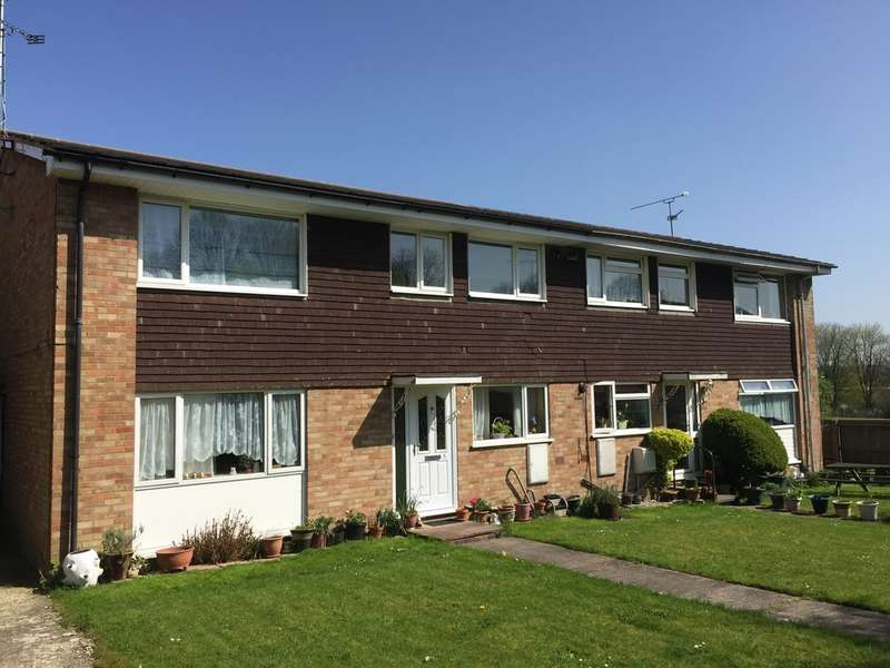 2 Bedrooms Maisonette Flat for sale in Winklebury RG23