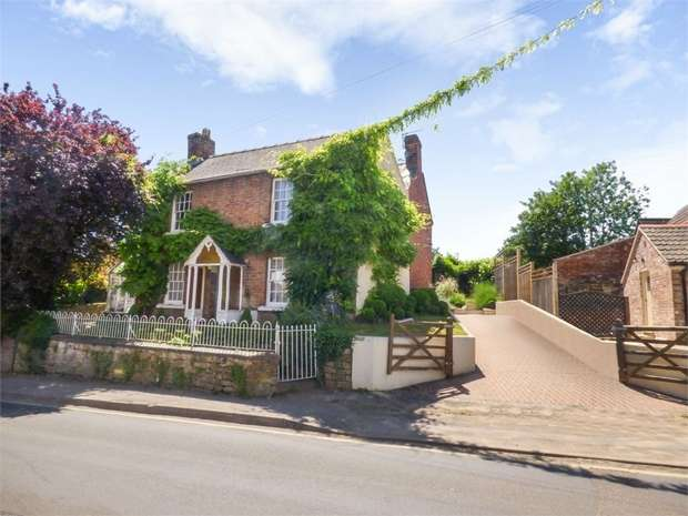 3 Bedrooms Detached House for sale in Chapel Street, Cam, Dursley, Gloucestershire