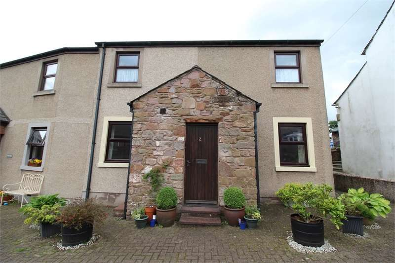 2 Bedrooms Flat for sale in CA11 0TY Smithy Court, Greystoke, PENRITH, Cumbria