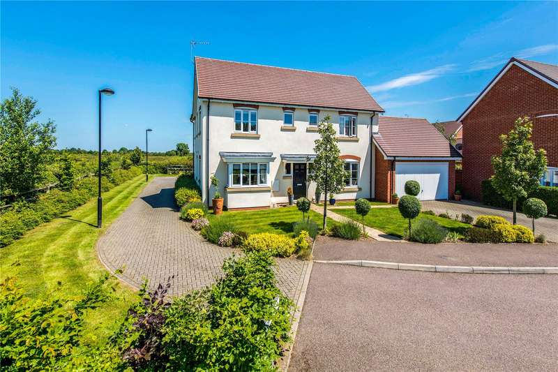 4 Bedrooms Detached House for sale in Pasture View, Oaklands Lane, Smallford, St. Albans, AL4