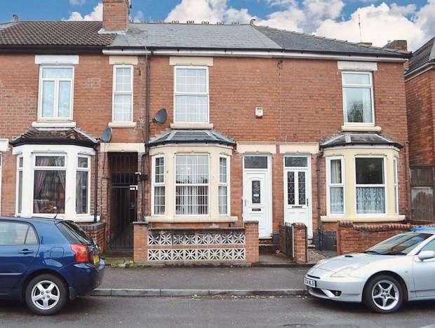 3 Bedrooms Terraced House for sale in Belvoir Street, Derby, DE23