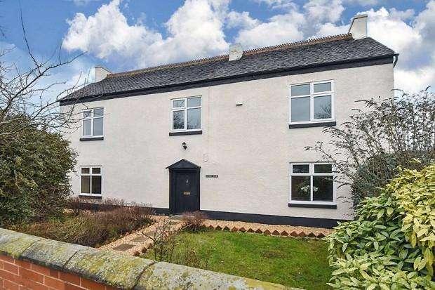 4 Bedrooms Detached House for sale in Stone Farm Sinfin Moor, Derby, DE24