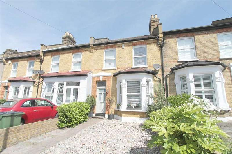 3 Bedrooms Terraced House for sale in Dumbreck Road, Eltham, London