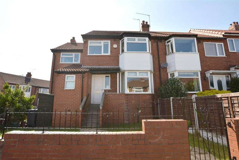 5 Bedrooms Terraced House for sale in Hawthorn Drive, Rodley, Leeds, West Yorkshire