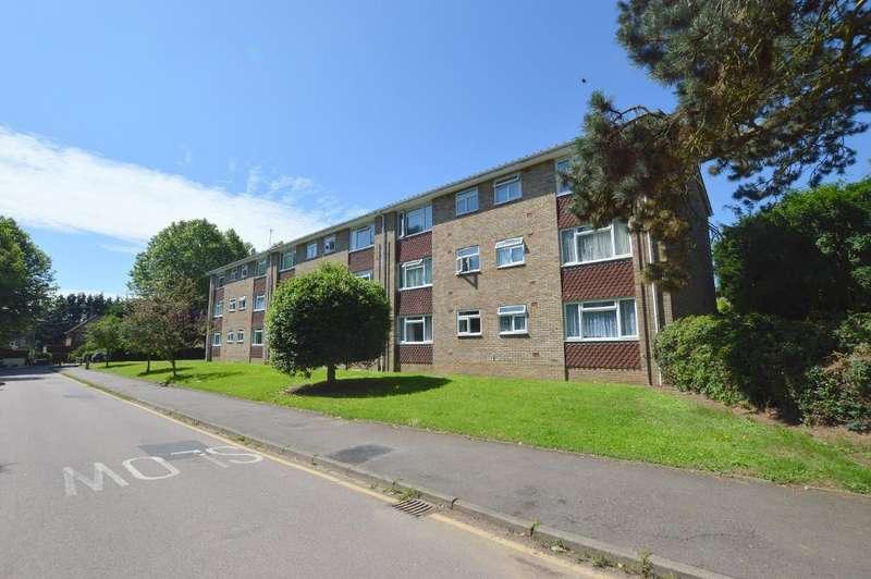 2 Bedrooms Apartment Flat for sale in Braithwaite Court, Malzeard Road, Luton, Bedfordshire, LU3 1BE