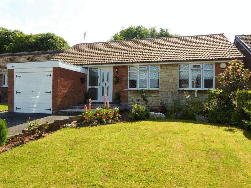 3 Bedrooms Detached Bungalow for sale in Newquay Close, Park Hall