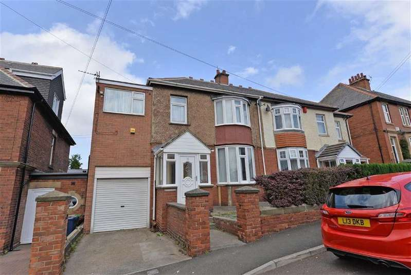 4 Bedrooms Semi Detached House for sale in Birtley
