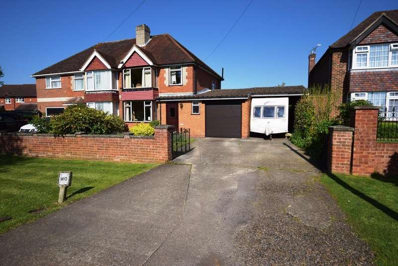 3 Bedrooms Semi Detached House for sale in South Lane, Ash, GU12
