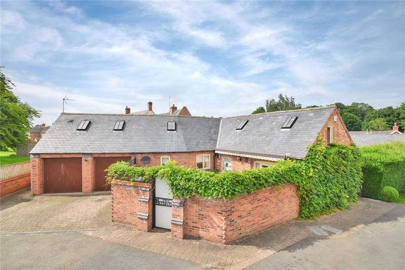 4 Bedrooms Semi Detached House for sale in Nether End, Great Dalby, Melton Mowbray