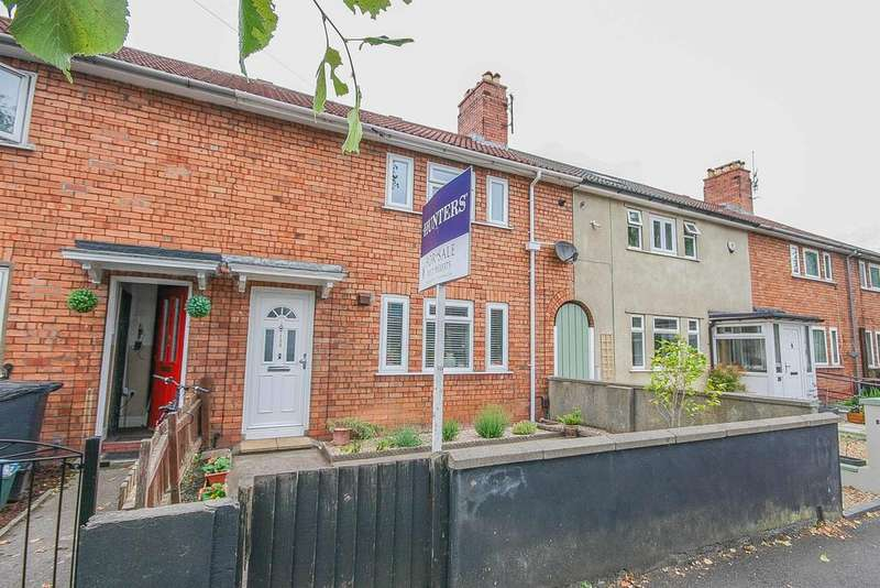 3 Bedrooms Terraced House for sale in Bedminster Road, Bedminster, Bristol, BS3 5NP