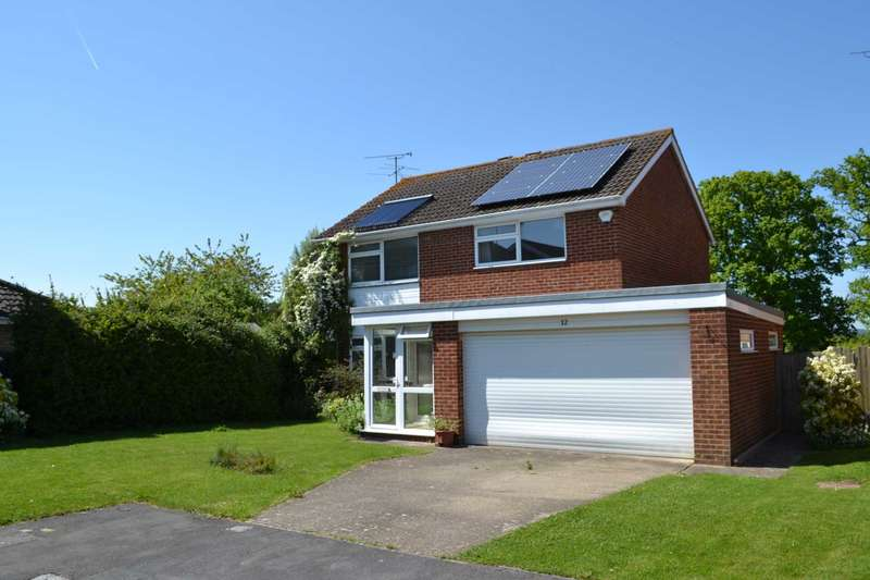 4 Bedrooms Detached House for sale in The Ridings, Reading