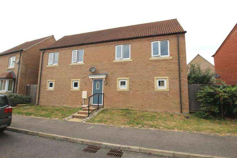 2 Bedrooms Maisonette Flat for sale in Merivale Way, Ely