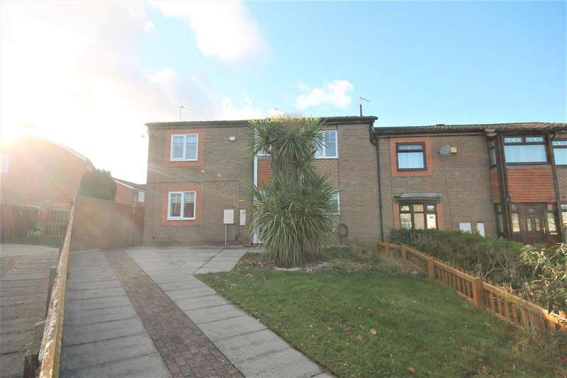 3 Bedrooms End Of Terrace House for sale in Oakrise, Ormesby, Middlesbrough