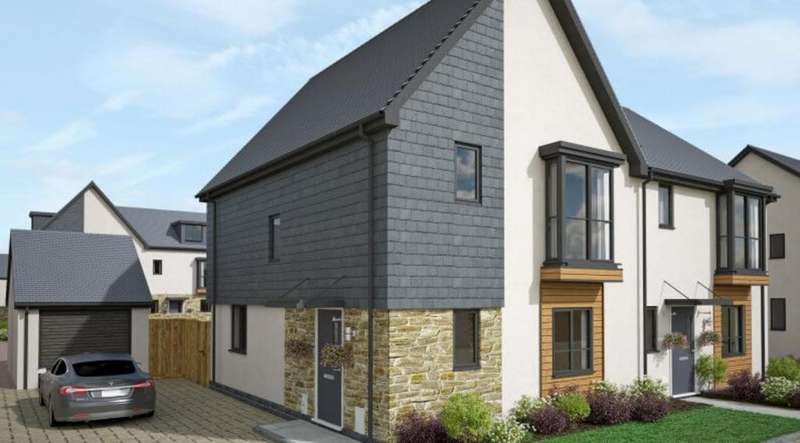 3 Bedrooms Semi Detached House for sale in The Tamar ll, Plymouth
