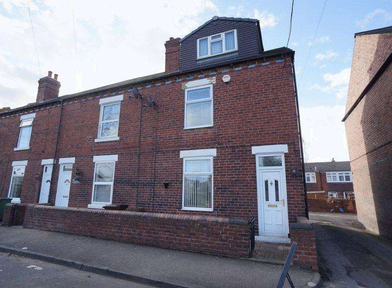 3 Bedrooms Terraced House for sale in Pearson Street, Normanton