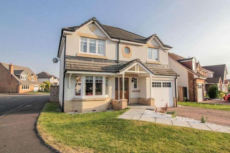 4 Bedrooms Detached Villa House for sale in 14 Blackthorn Grove, Menstrie, FK11 7DX