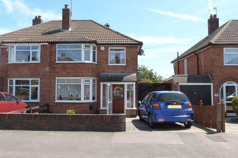 3 Bedrooms Semi Detached House for sale in Woodgate Drive, Birstall