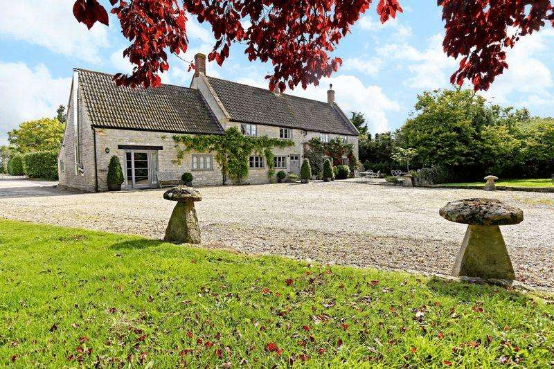 6 Bedrooms Detached House for sale in Glastonbury and Castle Cary