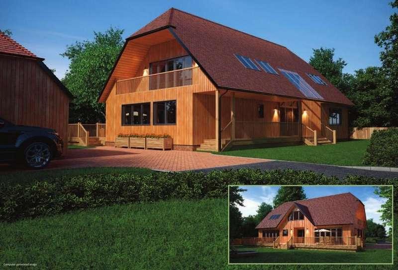 4 Bedrooms Detached House for sale in Eridge Road, Crowborough