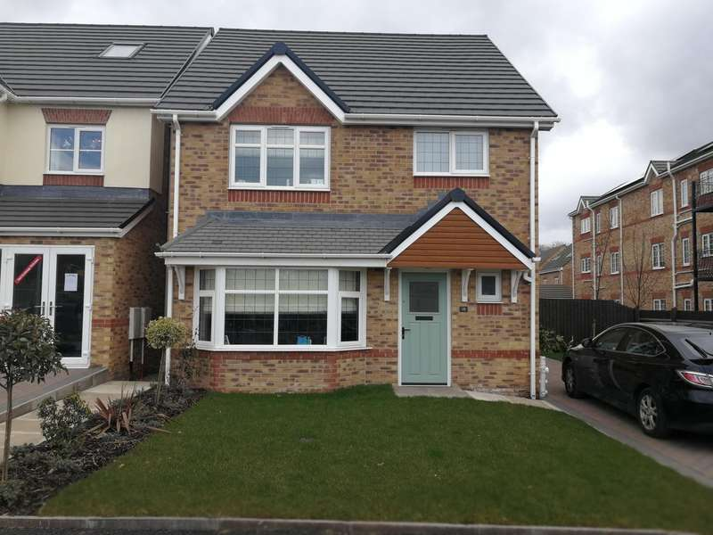 4 Bedrooms Detached House for sale in The Mardale House Type, Plot 50, 51, Park View Development, Barrow-in-Furness