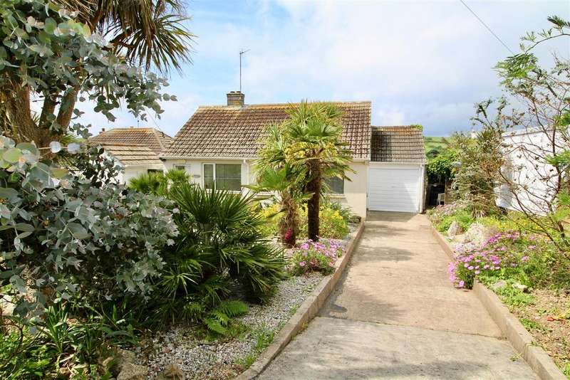 2 Bedrooms Detached Bungalow for sale in Vicarage Road, Porthleven