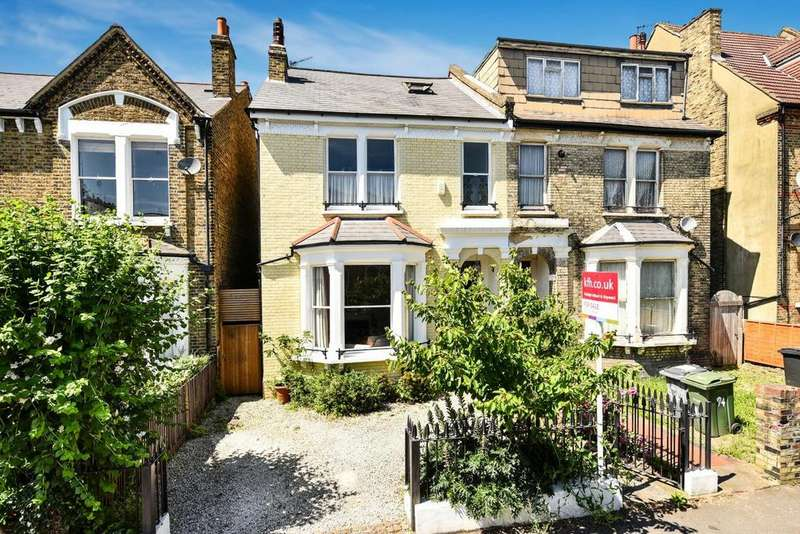 5 Bedrooms Semi Detached House for sale in Lewin Road, Streatham