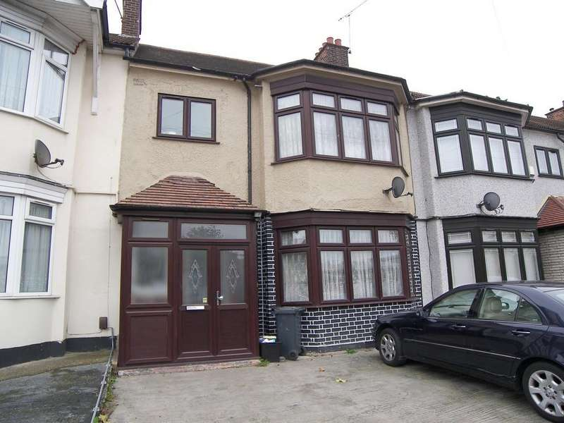 3 Bedrooms Terraced House for sale in Perth Road, Gants Hill