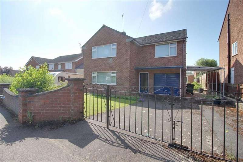 3 Bedrooms Detached House for sale in Glebe Road, Newent, Gloucestershire