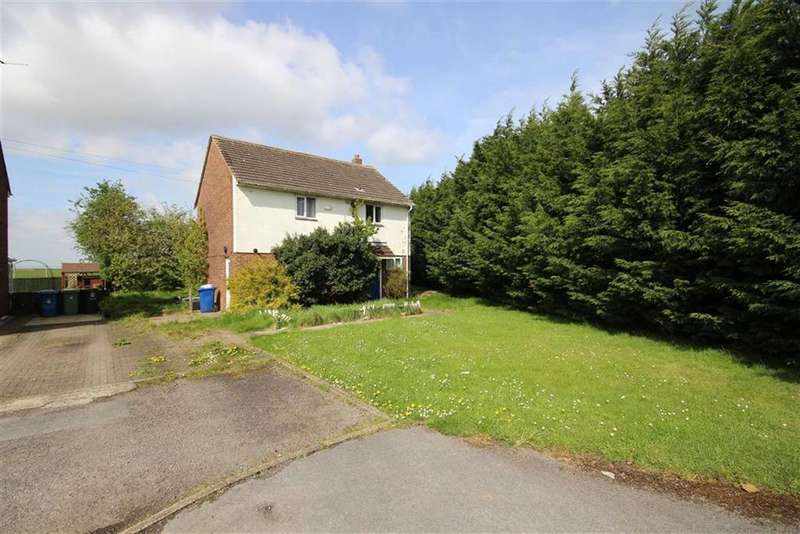 3 Bedrooms Detached House for sale in Shropshire Road, Scampton, Lincoln, Lincolnshire