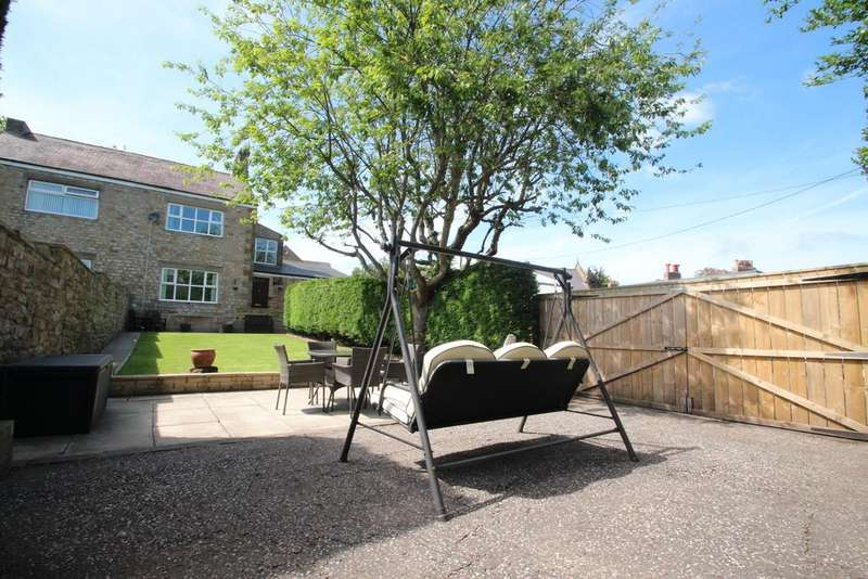 4 Bedrooms Semi Detached House for sale in Hallgarth Terrace, Lanchester