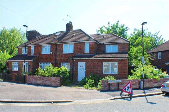 4 Bedrooms Semi Detached House for sale in Weir Hall Road, Edmonton