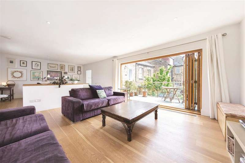3 Bedrooms Terraced House for sale in Wellesley Avenue, W6