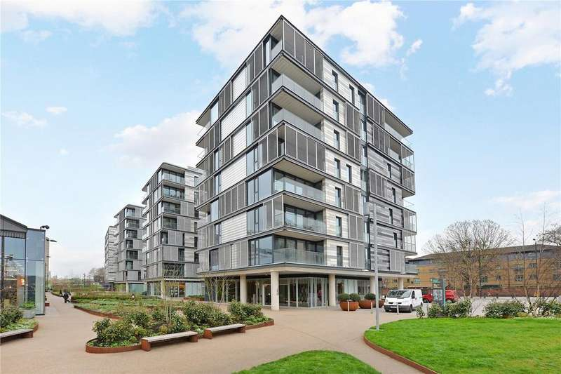 3 Bedrooms Apartment Flat for sale in York Way, Kings Cross, N1C