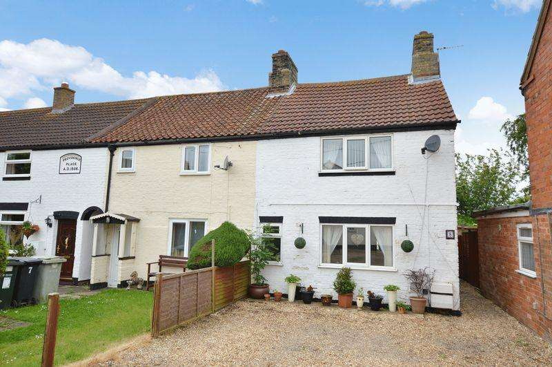 2 Bedrooms End Of Terrace House for sale in 8 Providence Place, Coningsby
