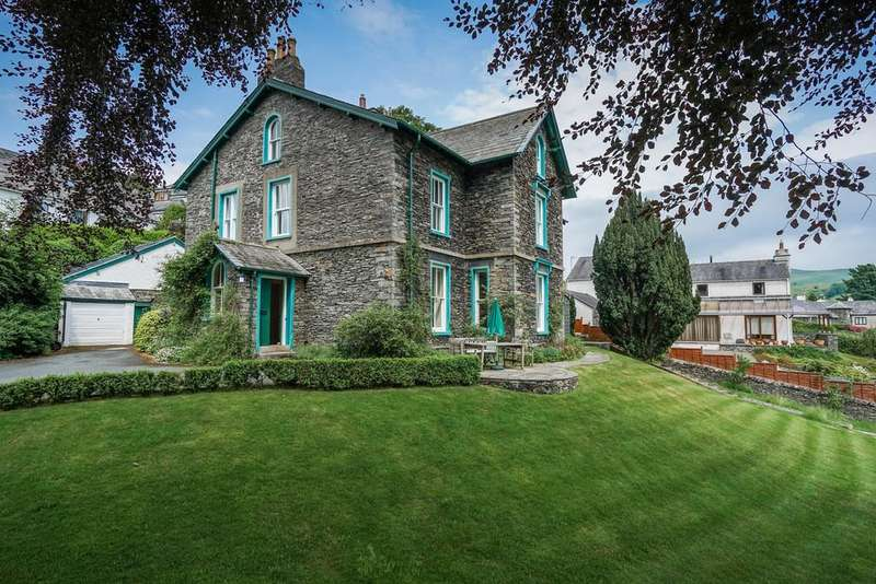 7 Bedrooms Detached House for sale in Old Vicarage, Brow Lane, Staveley, Kendal, Cumbria, LA8 9PH