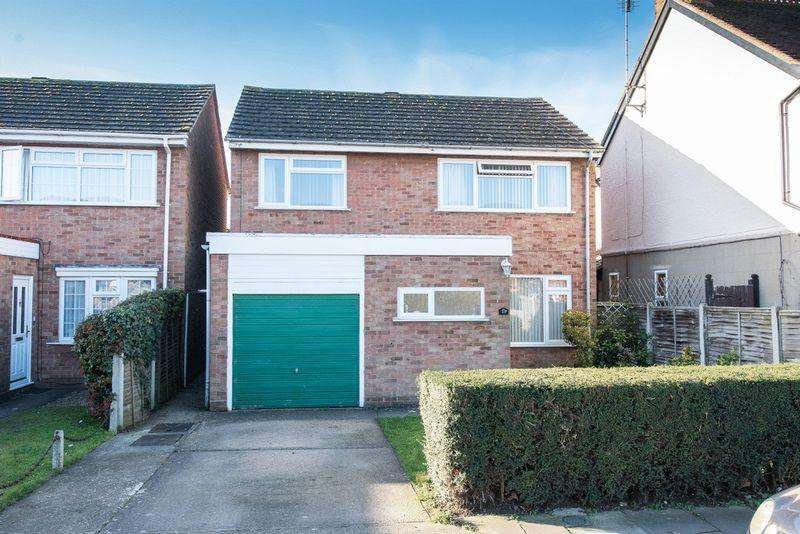 3 Bedrooms Detached House for sale in Tindal Road, Aylesbury