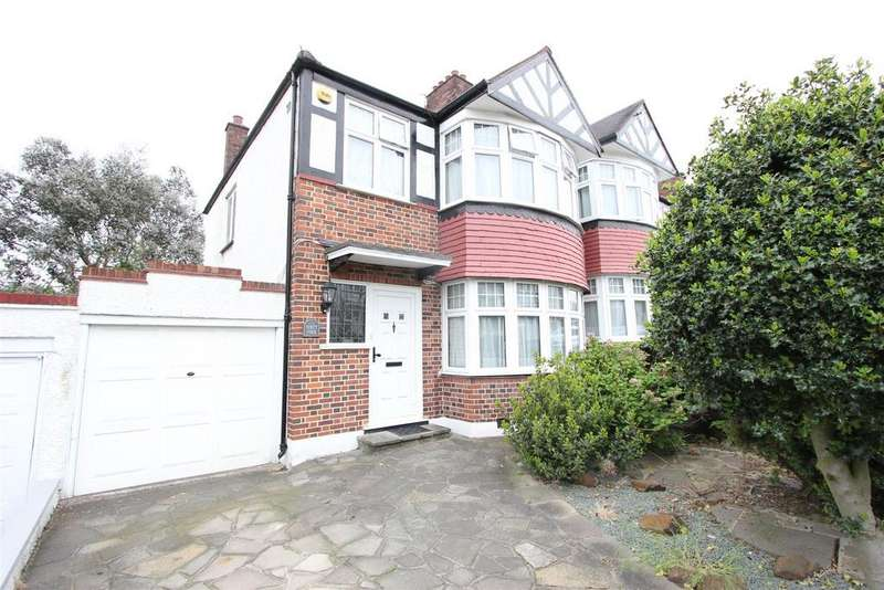 3 Bedrooms Semi Detached House for sale in Court Road, South Norwood