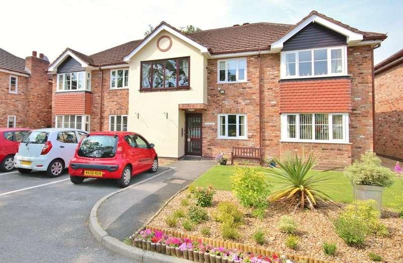 2 Bedrooms Apartment Flat for sale in The Elms, Woodacres Court, Oak Lane, Wilmslow