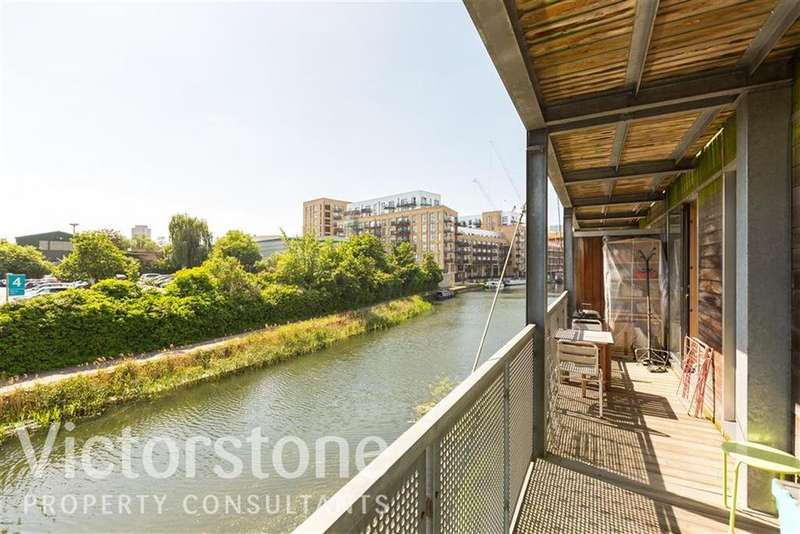 2 Bedrooms Apartment Flat for sale in Three Mill Lane, Bow, London