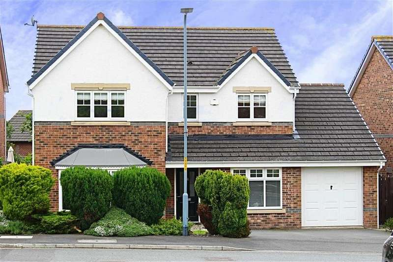 4 Bedrooms Detached House for sale in St Cuthbert Avenue, Marton