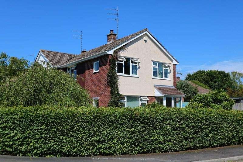 3 Bedrooms Semi Detached House for sale in Witney Close, Saltford, Bristol