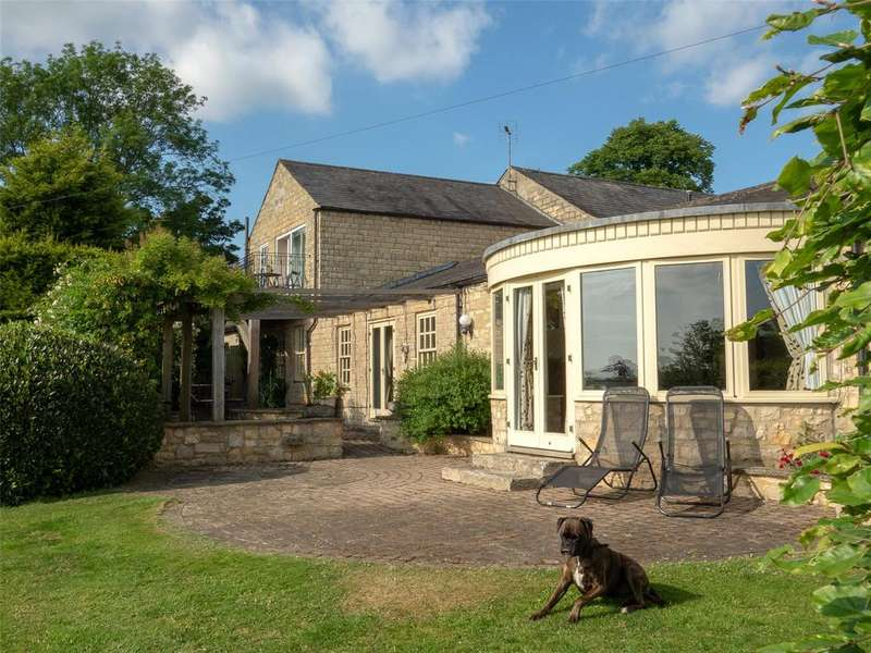 4 Bedrooms Detached House for sale in Main Street, Kirk Deighton, Wetherby, West Yorkshire