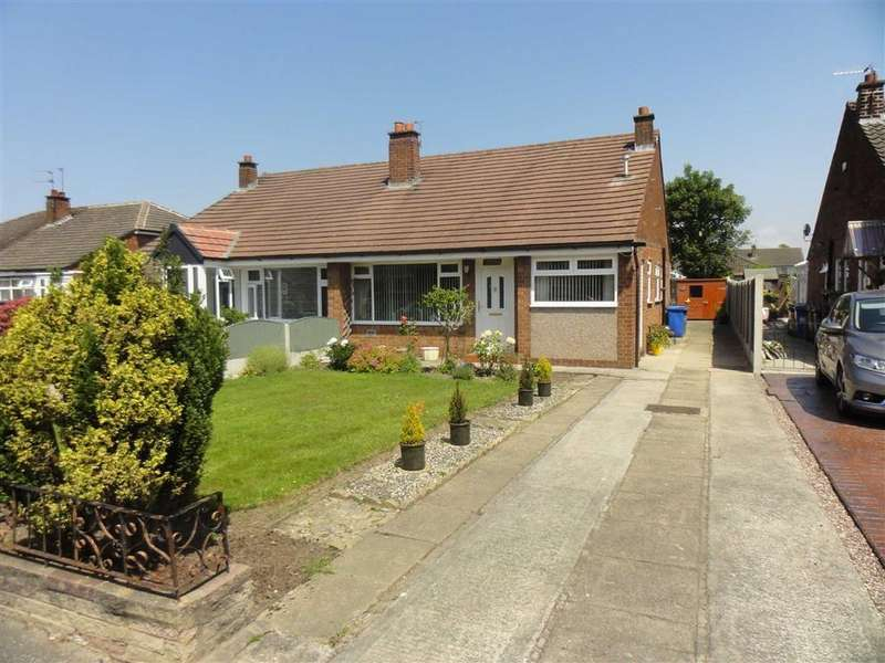 3 Bedrooms Semi Detached Bungalow for sale in Oakdale Drive, Heald Green