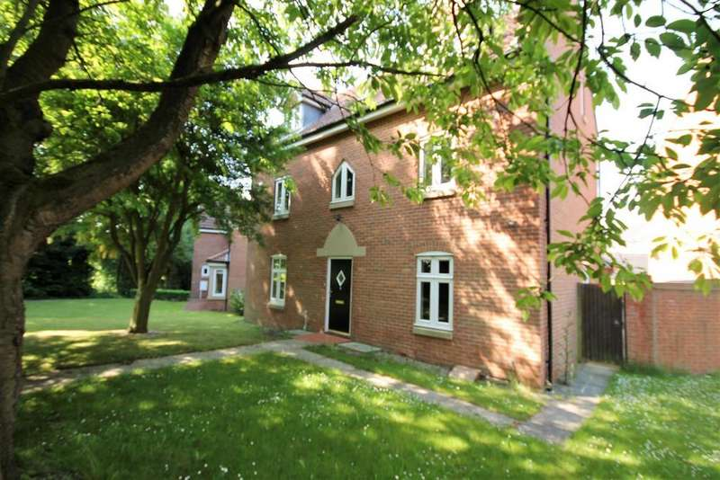 5 Bedrooms Detached House for sale in Pasturefield, Sedgefield