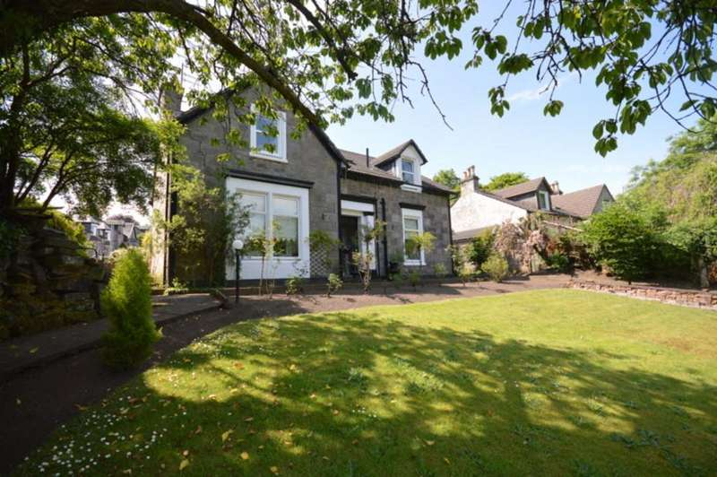 4 Bedrooms Detached House for sale in Comelybank Lane, Dumbarton G82 4JA